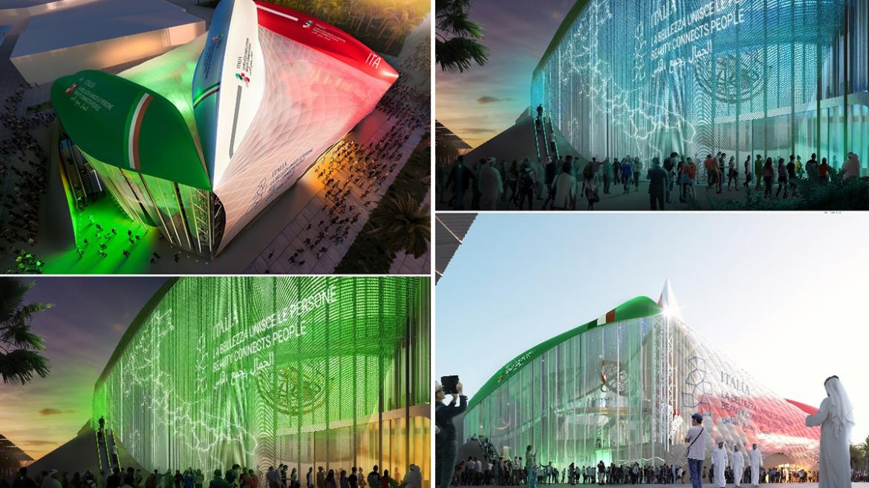 Padiglione-Italia-Expo Dubai 2021 - spirulina.it