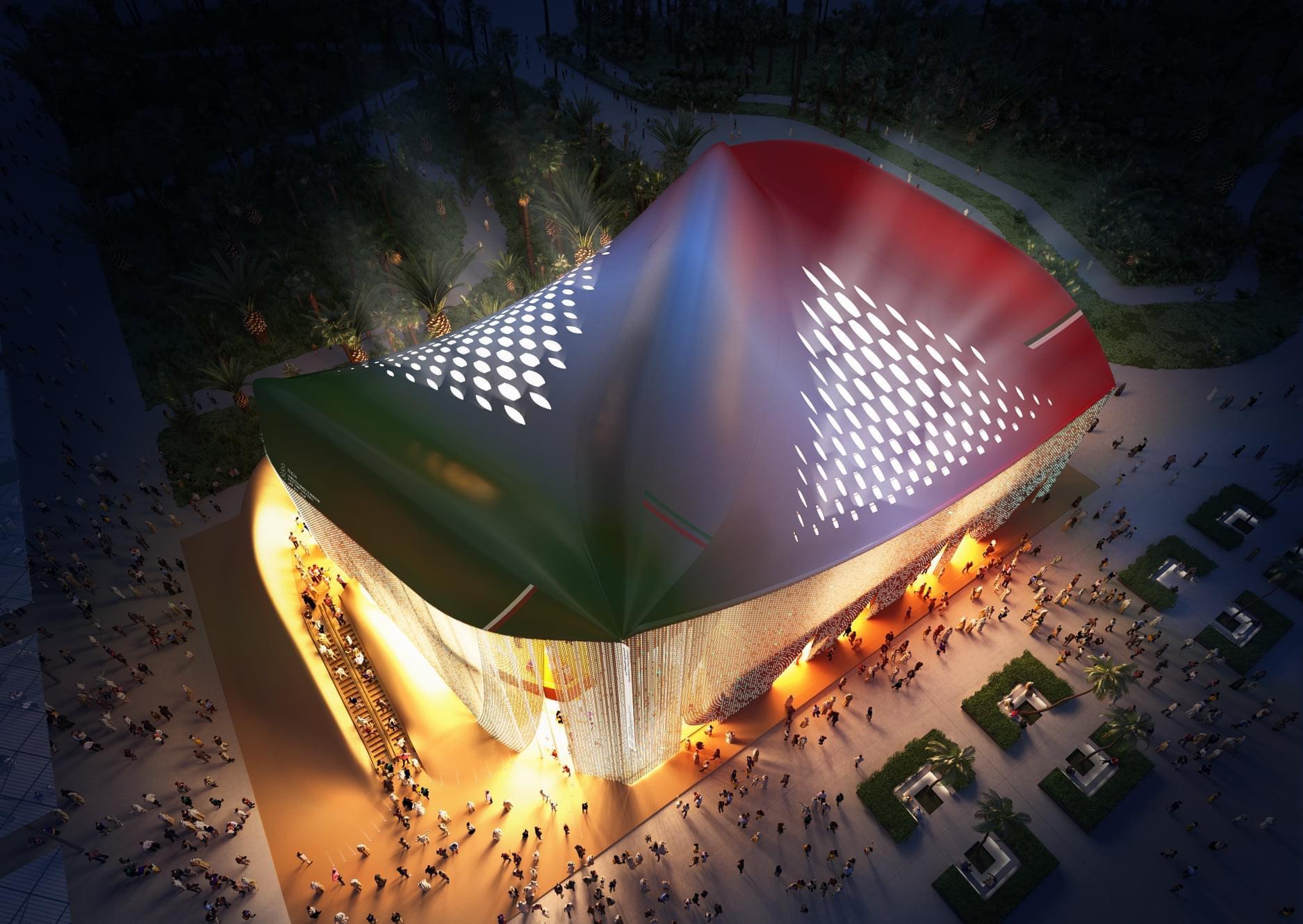 Padiglione-Italia-Expo-Dubai-2021 - spirulina.it