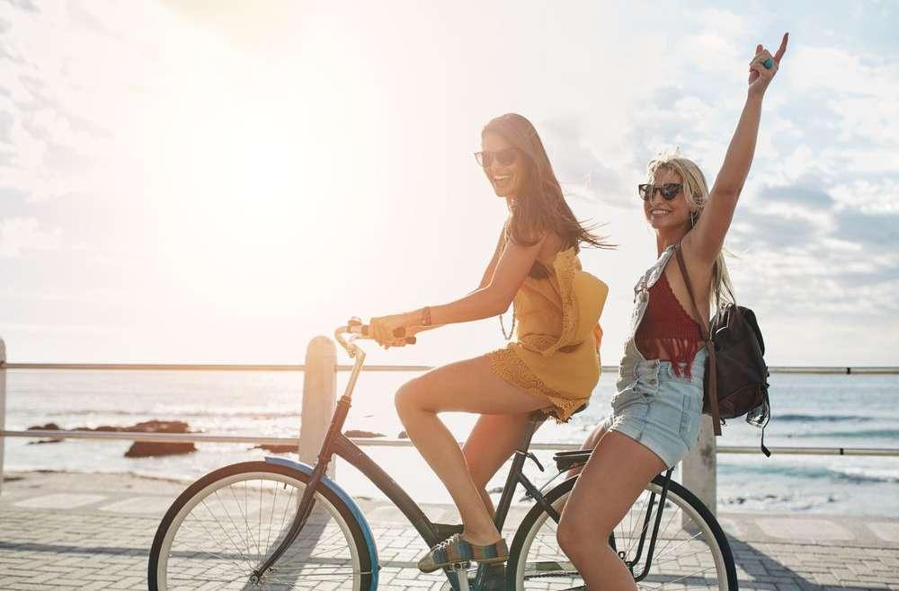 andare in bici fa bene all'umore e alla felità - spirulina.it
